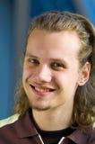 Homem de sorriso Imagens de Stock