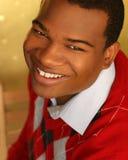 Homem de sorriso Fotografia de Stock