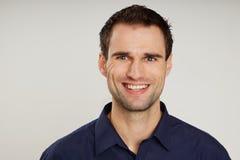 Homem de sorriso considerável Imagens de Stock