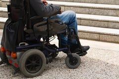 Homem deficiente Imagem de Stock Royalty Free