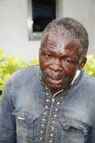 Homem desabrigado Jamaica Fotos de Stock Royalty Free
