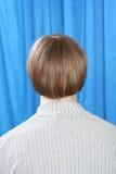 Homem do cabelo Imagens de Stock