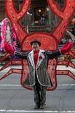 Homem do caranguejo Imagem de Stock Royalty Free