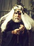 Homem do deus de Zeus imagens de stock royalty free