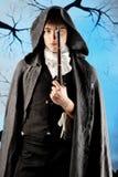Homem do duelo Fotografia de Stock Royalty Free