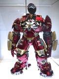 Homem do ferro de Hulkbuster nos vingadores: Idade de Ultron Foto de Stock Royalty Free