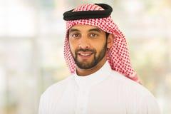 Homem do Oriente Médio imagem de stock