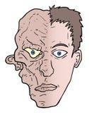 Homem do transformador Imagem de Stock