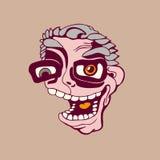 Homem dos desenhos animados do estilo ilustração do vetor