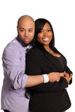 Homem e mulher Foto de Stock