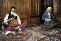 Homem e mulher Foto de Stock Royalty Free