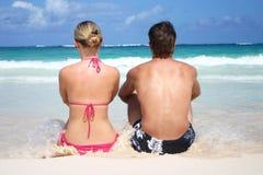 Homem e mulher Fotos de Stock Royalty Free