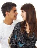 Homem e mulher Imagens de Stock Royalty Free