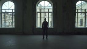 Homem em Front Of The Window filme