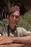 Homem envelhecido indígeno foto de stock royalty free