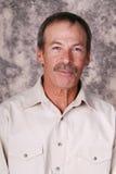 Homem envelhecido médio. fotos de stock royalty free