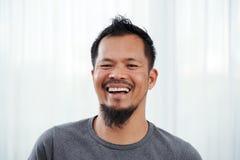 Homem filipino positivo imagens de stock royalty free