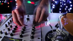 Homem fresco DJ vídeos de arquivo