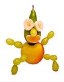 Homem Fruity Fotos de Stock