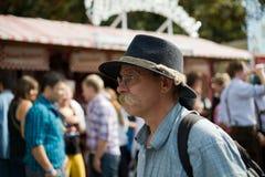 Homem idoso Fotografia de Stock