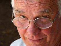 Homem idoso Foto de Stock Royalty Free