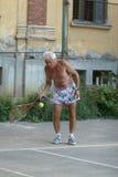 Homem idoso imagem de stock