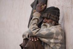 Homem idoso Fotos de Stock Royalty Free
