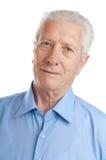 Homem idoso sênior Imagens de Stock