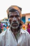 Homem indiano Fotografia de Stock