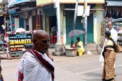 Homem indiano do brahmin Fotografia de Stock