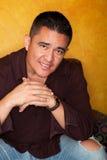 Homem latino-americano fotos de stock royalty free