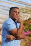 Homem latino-americano consider?vel Fotos de Stock