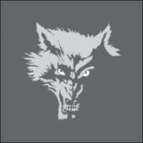 homem-lobo foto de stock