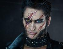 Homem-lobo profissional Wolverine da composição Imagem de Stock Royalty Free