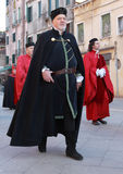 Homem medieval Imagens de Stock Royalty Free