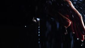 Homem na capa de chuva filme