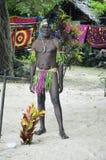 Homem nativo. Foto de Stock