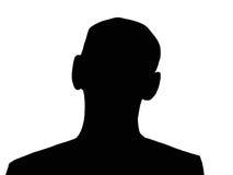 Homem negro Fotos de Stock