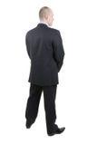 Homem no terno Foto de Stock