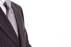 Homem no terno preto imagem de stock royalty free