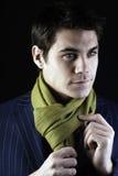 Homem novo à moda imagens de stock royalty free