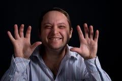 Homem novo foto de stock royalty free