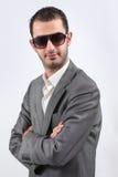 Homem novo Fotos de Stock Royalty Free
