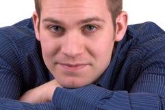 Homem novo 2 Fotos de Stock