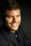 Homem novo de Sylish Fotografia de Stock Royalty Free