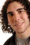 Homem novo feliz Fotografia de Stock Royalty Free