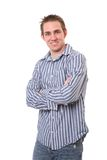 Homem ocasional de Youg Imagens de Stock