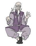 Homem oriental Imagens de Stock Royalty Free