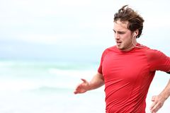 Homem Running Imagem de Stock Royalty Free