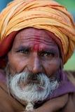 Homem santamente nepalês imagens de stock royalty free